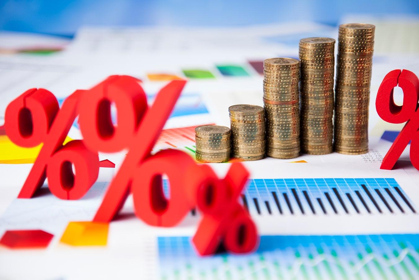 Der effektive Zinssatz bei einem Kredit