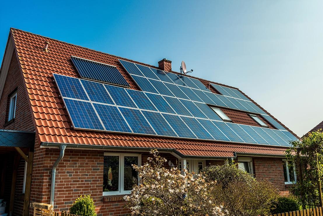 Kredit für Solaranlage